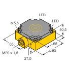 图尔克 NI系列 电感式传感器