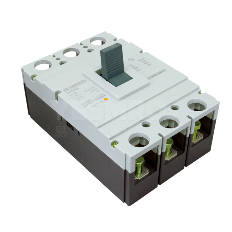 正泰nm1系列 塑壳断路器