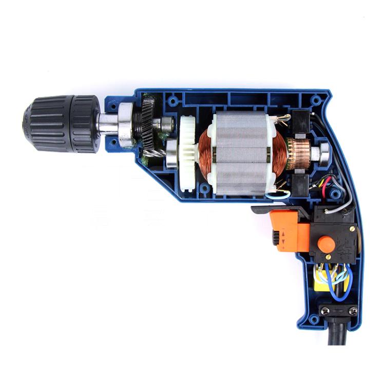 东成j1z-ff系列手电钻 220v工业级 电钻手枪钻电动螺丝刀