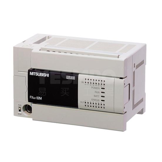 三菱fx3u系列plc 可编程控制器 基本cpu单元
