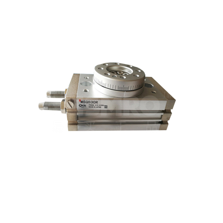 smc msq系列 摆台/齿轮齿条式气缸图片